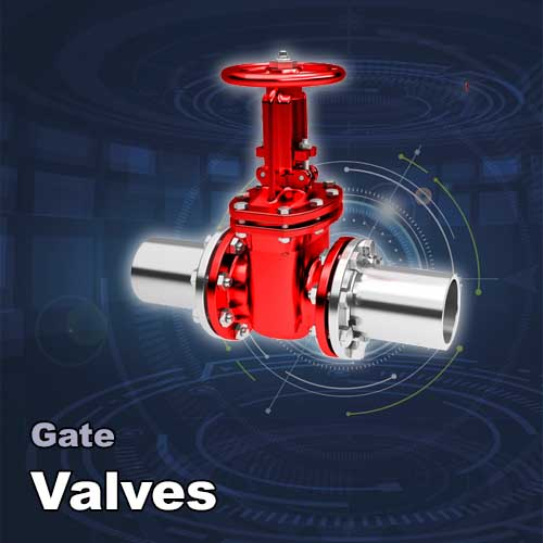 Gate Valves you need